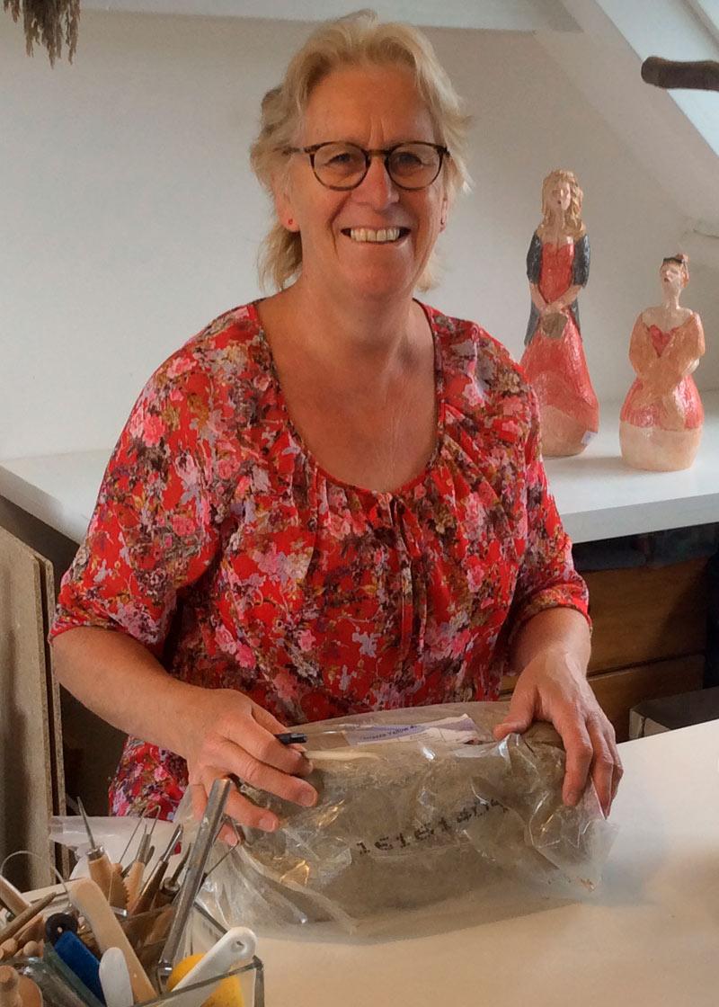 Aangenaam: Janneke Tol! Workshops en cursussen boetseren